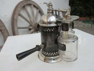 Very Rare Antique Lister Type French Paris Carbolic Spray 1880 Medical Surgical