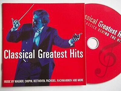 Classical Greatest Hits -  CD XLVG The Cheap Fast Free Post The Cheap Fast Free