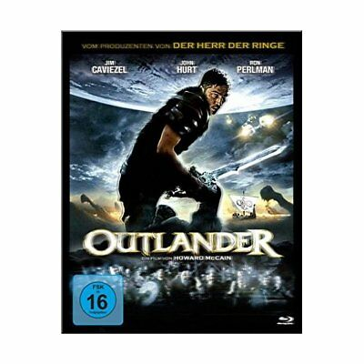 Blu-ray - BD * Outlander (Steelbook) - John Hurt, Ron Perlman, Aidan Devine, So