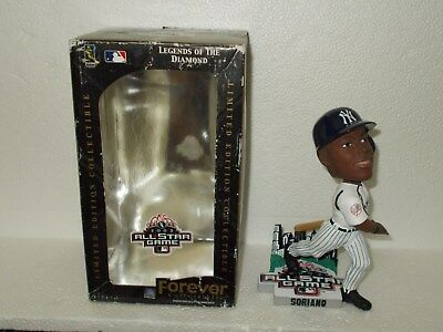 Alfonso Soriano New York Yankees 2003 All-Star Game Bobblehead Doll