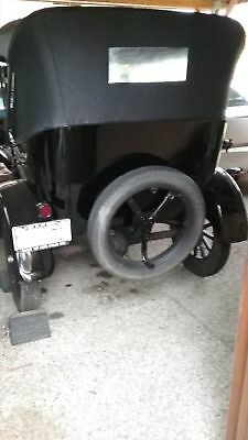 1926 Ford Model T  1926 Ford Model T Touring