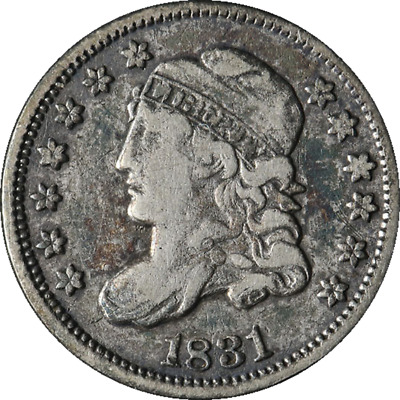 1831 Bust Half Dime Great Deals From The Executive Coin Company