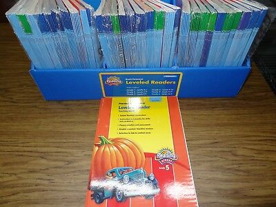 NEW Pearson Reading Street Grade 5 Advanced Leveled Readers with Guide as Shown
