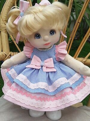 Mattel My Child Doll , . Dressed.  But no shoes though.