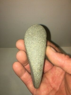 A Small Paleo/mesolithic Polished Stone Axe  Uk Found