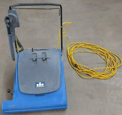 Windsor Wave Wide Area Commercial Vacuum~Very Nice  Shape~May Ship pls write