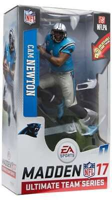 Mcfarlane Ultimate Team Madden Nfl 17 Cam Newton Series 1 Panthers New.