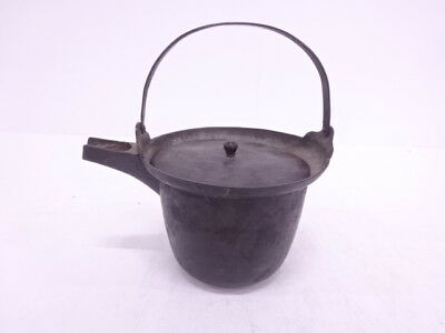 3797852: Japanese Tea Ceremony / Choshi Sake Pot / Copper