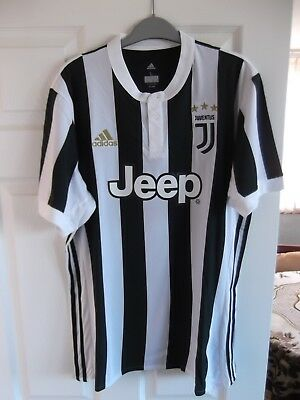 Juventus FC Home football shirt 2017-18 BNWOT