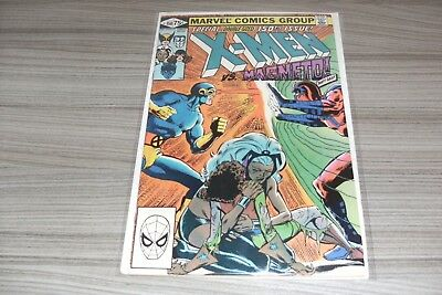 The Uncanny X-Men #150. October 1981. Very Fine/near Mint Marvel Comics Magneto
