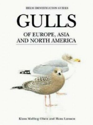 Gulls of Europe, Asia and North America by Larsson, Hans Hardback Book The Cheap