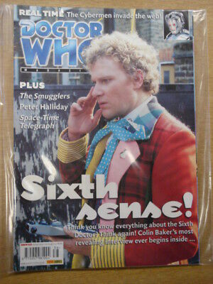 Doctor Who #321 2002 Sep 18 British Weekly Monthly Magazine Dr Who Dalek Baker