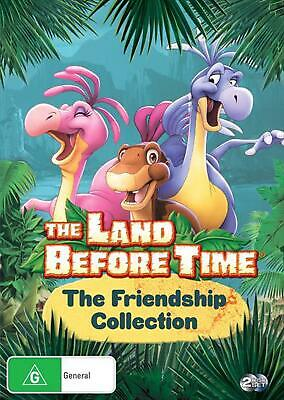 The Land Before Time | Friendship Collection - DVD Region 4 Free Shipping!