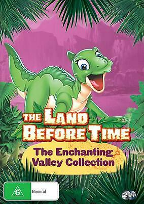 The Land Before Time | Enchanting Valley Collection - DVD Region 4 Free Shipping