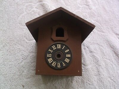A Cuckoo Clock Case (Wooden Case Only)For Restoration Ref Cuk 4
