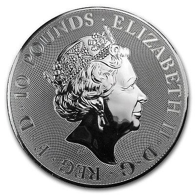 2018 Great Britain 10 oz Silver Valiant BU - SKU#174603