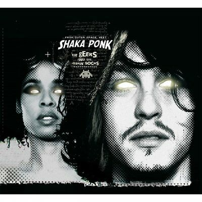 Neuf - CD The Geeks and the Jerkin' Socks - Édition 2013 - Shaka Ponk