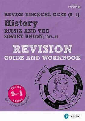 Revise Edexcel GCSE (9-1) History Russia and the Soviet Union... by Bircher, Rob