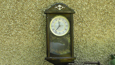Vintage look a like Wall Clock Pendulum, please check the pictures,spares