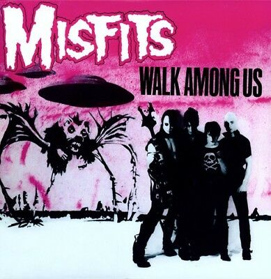 Misfits - Walk Among Us [New Vinyl LP]