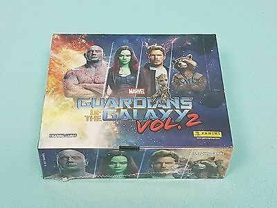 Panini Guardians of the Galaxy Vol. 2 1 x Display / 24 Booster Trading Cards 4