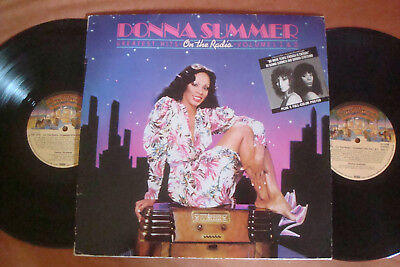 Donna Summer - Doppel - Lp - On The Radio - Greatest Hits Volumes I & 2