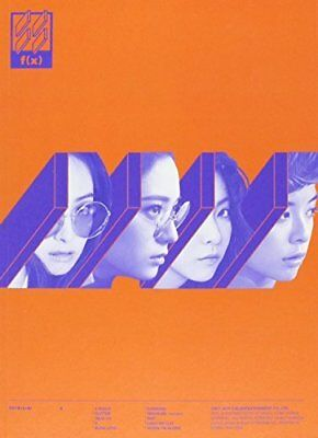 F(X) - 4 Walls (Vol.4) (Import) New Cd