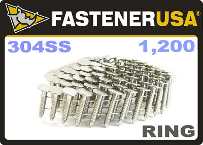"""2 boxes 136044 978926 2000 in box Crossfire Spotnails 7//8/"""" nails roofing"""