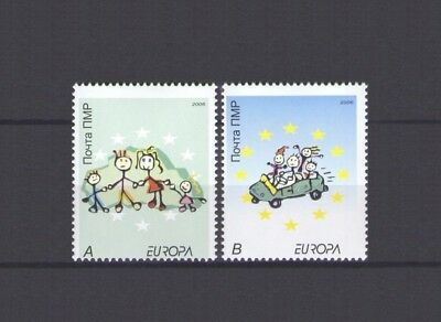 Pridnestrovie(Pmr), Europa 2006, Integration Theme, Mnh