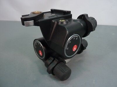 MANFROTTO 410 GEARED TRIPOD HEAD Italy Professional Photography Camera Support