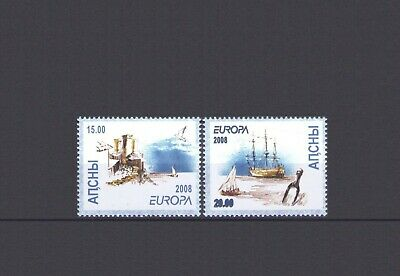 Abkhasia, Europa 2008, The Letter Theme, Mnh