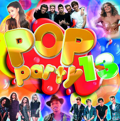 Pop Party 13 Various Artists CD Album New & Sealed