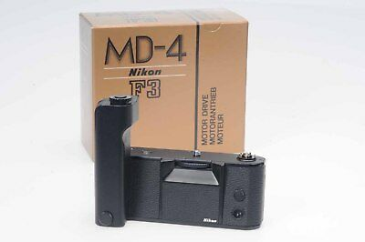 Nikon MD-4 Motor Drive for F3,F3HP MD4                                      #898