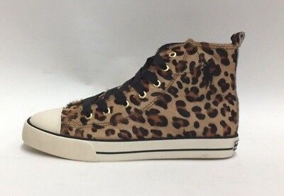 4db6840b0846 POLO RALPH LAUREN JUNIOR S SAG HARBOUR HI 98710 LEOPARD HAIRCALF (msrp  ...