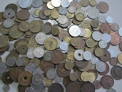 3 Pounds Of Foreign World Coins Must Search Through Pictures Nice Lot