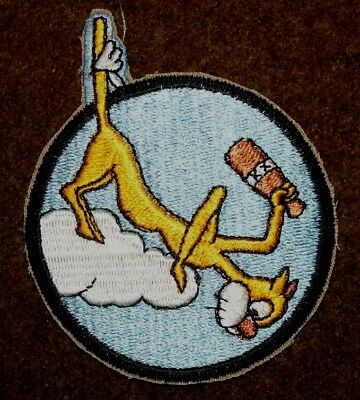 """Wwii U.s. Navy Vf-9 """"hell Cats / Cat O' Nines"""" Highly Detailed Patch"""