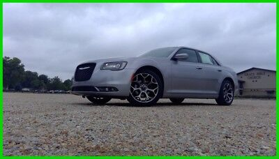 Chrysler 300 Series S 2015 Chrysler 300 S Used 3.6L V6 Leather Heated and Vented Seats RWD Sedan