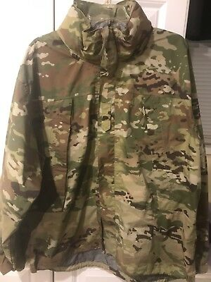MULTICAM  OCP Scorpion  LEVEL 6 GEN III  Cold / Wet Weather  USGI  Medium Reg