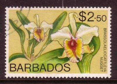 BARBADOS....  1978  $2.50 flower used