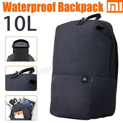 Xiaomi 10L Backpack Bag Waterproof Shoulder Sports Men & Women Travel Camping