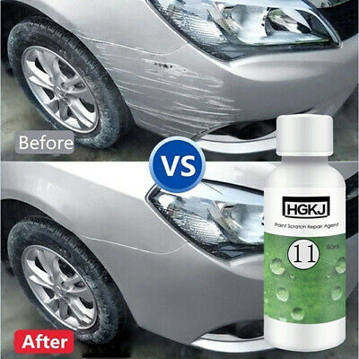 HGKJ-11 Auto Car Dent Paint Scratch Remove Repair Agent Polishing Wax 50ml Use