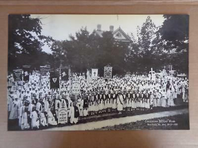 1931 R E Lee Convention K*k Panoramic Photograph Roanoke Va. May 30-31 1931