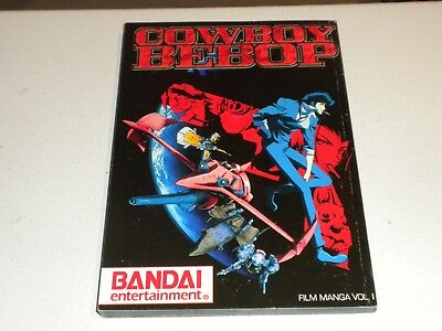 Bandai Entertainment - Cowboy Bebop Film Manga Vol. 1