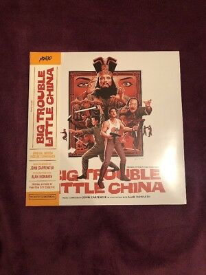 SDCC 2018 Exclusive Mondo Big Trouble in Little China variant Clear Light Bolt