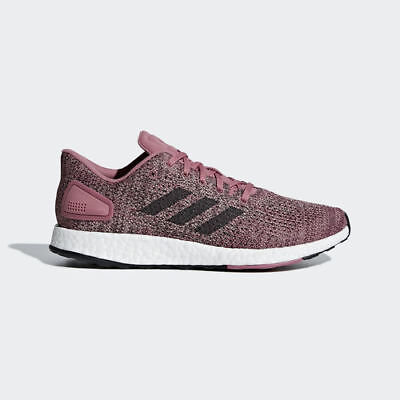 WOMEN S ADIDAS CC Gazelle Boost Pink White Running Shoes Sneakers ... c9b1661eaf
