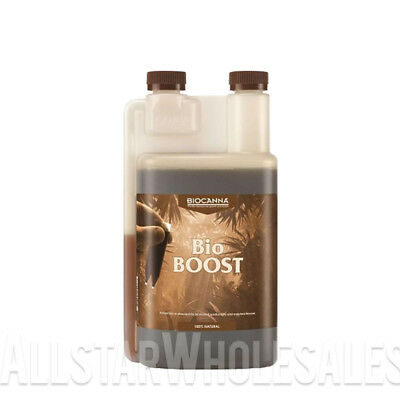 Canna Bio Boost 250mL - BioBoost Bloom Booster Hydroponic Nutrient Additive