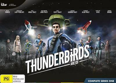 Thunderbirds Are Go! : Series 1 : Collector's Limited Edition - DVD Region 4 Fre