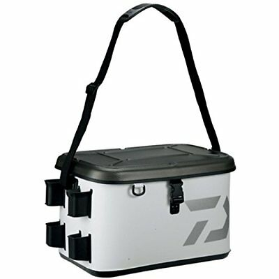 Daiwa Mobile Tackle Bag S 40 (A) White Fishing Equipment Free Shipping EMS Japan