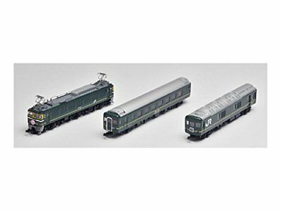 "Tomix 92459 92460 92461 JR Series 24 ""Twilight Express"" 11 Cars Set (N scale)"