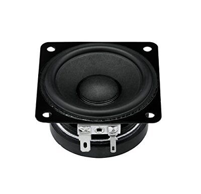 Fostex 6.5cm cone type Full range single unit P650K 8 Hou 157Hz